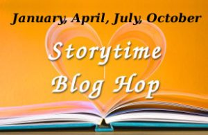 link to story time blog hop